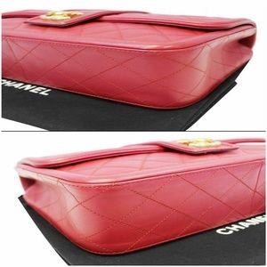 6e2bdfcbaf7843 CHANEL Bags | Large Elegant Cc Flap Calfskin Leather Bag | Poshmark